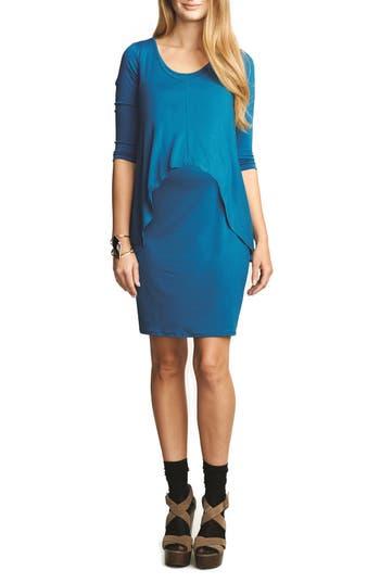 The Urban Ma Draped Maternity/Nursing Dress
