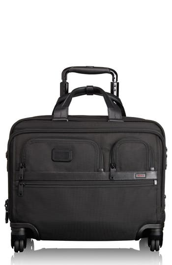 Tumi 'Alpha 2' Deluxe Wheeled Briefcase