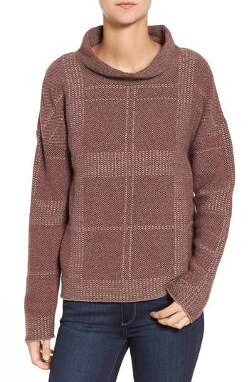 Barbour 'Tiree' Woven Pullover