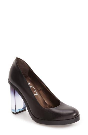AGL Lucite Heel Pump (Women)
