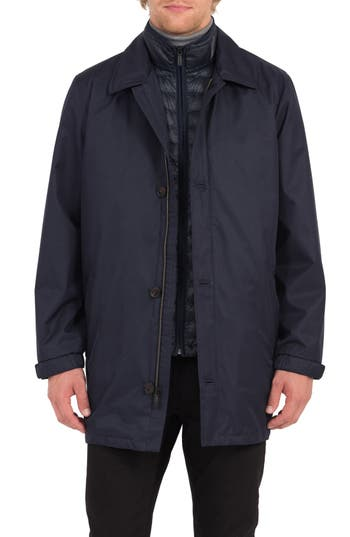 Rainforest Summerton 3-in-1 Heat System Waterproof Trench Coat