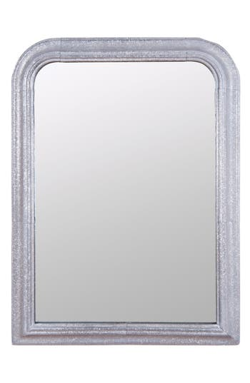 Foreside Galvanized Wall Mirror