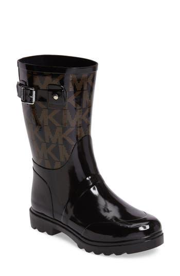 MICHAEL Michael Kors 'Logo - Mid' Rain Boot (Women)