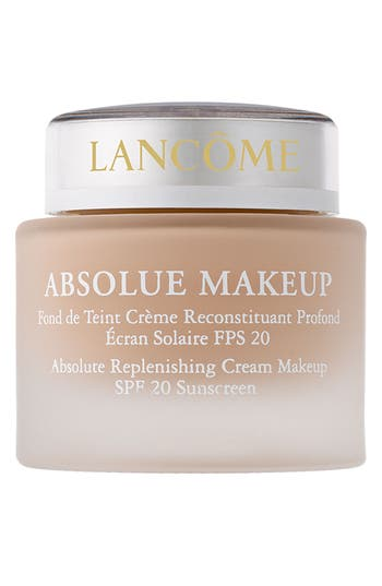 Lancôme Absolue Replenishing Cream Makeup SPF 20
