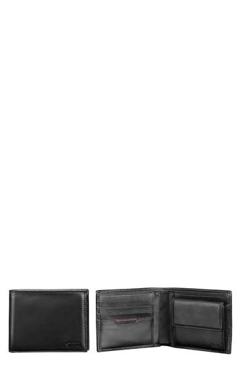 Tumi 'Delta - Global' Leather Coin Wallet