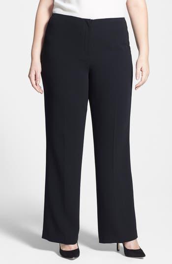Louben Straight Leg Pants (Plus Size)