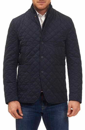 Robert Graham Codussi Quilted Jacket