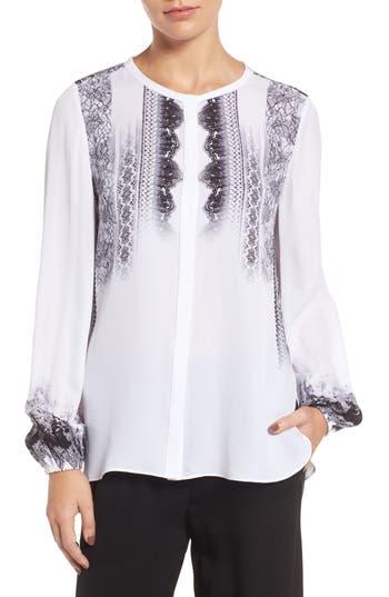 Kobi Halperin Sheri Silk Blouse