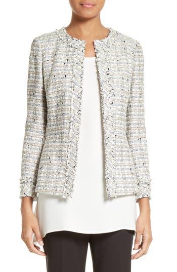 Lafayette 148 New York Emelyn Tweed Jacket