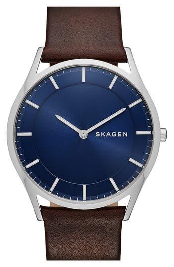 Skagen'Holst' Round Watch, 40mm