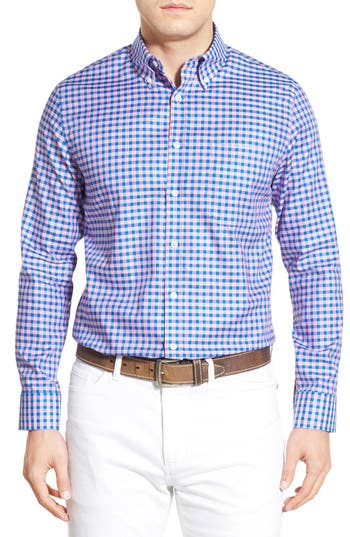 Bobby Jones 'Evans' Regular Fit Long Sleeve Sport Shirt