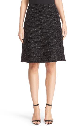 St. John Collection Cavalla Knit Skirt