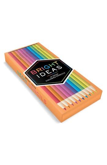Chronicle Books 'Bright Ideas' Colored Pencils (Set of 10)