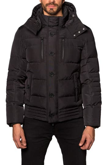 Jared Lang Alaska Down Puffer Coat