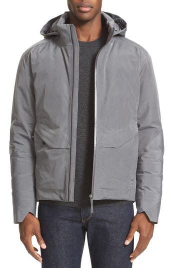 Arc'teryx Veilance 'Node' Goose Down Hooded Gore-Tex® Jacket