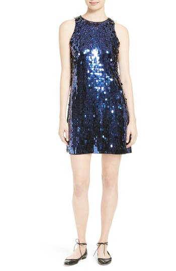 kate spade new york paillette dress