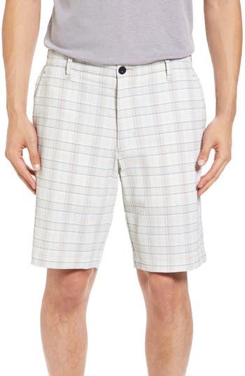 Tommy Bahama 'Fairway' Plaid Seersucker Shorts