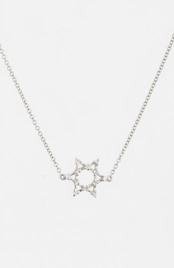 Bony Levy Diamond Star of David Pendant Necklace (Nordstrom Exclusive)