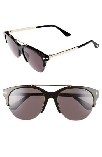 Tom Ford Adrenne 55Mm Sunglasses -