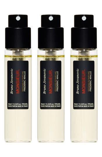Editions De Parfums Frédéric Malle Monsieur Fragrance Travel Spray Trio