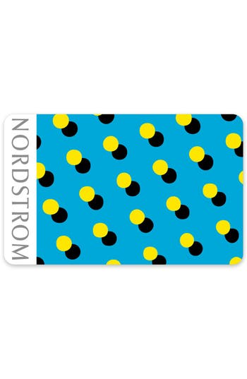 Nordstrom Double Dots Gift Card $400