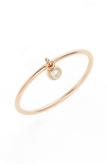 Women's Zoe Chicco Dangling Diamond Ring