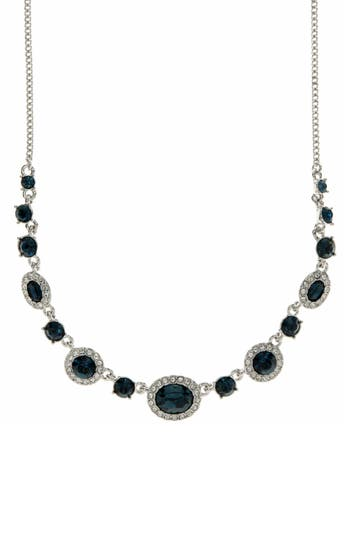 Women's Givenchy Crsytal Frontal Necklace