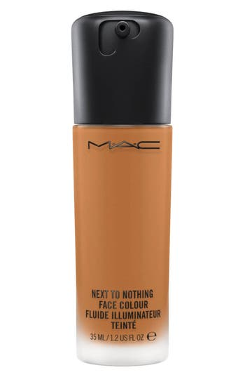 MAC Next To Nothing Face Colour - Dark Deep