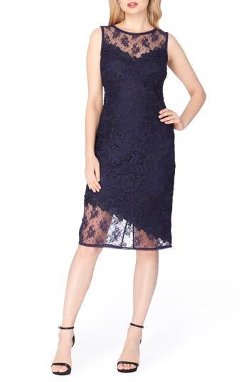 Women's Tahari Lace Sheath Dress