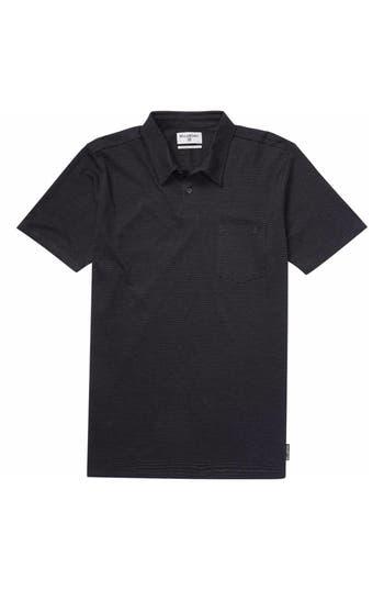 Boy's Billabong Standard Issue Jersey Polo