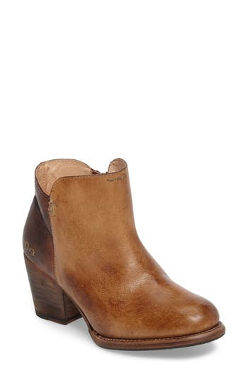 Bed Stu Yell Bootie- Brown