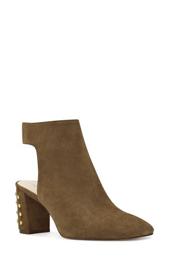 Nine West Xtravert Bootie, Green