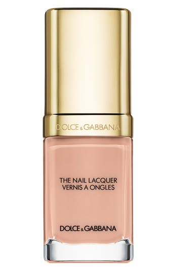 Dolce & gabbana Beauty 'The Nail Lacquer' Liquid Nail Lacquer - Pure Nude 103