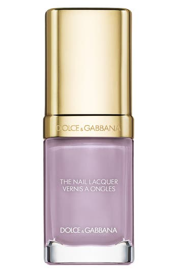 Dolce & gabbana Beauty 'The Nail Lacquer' Liquid Nail Lacquer - Lilac 315
