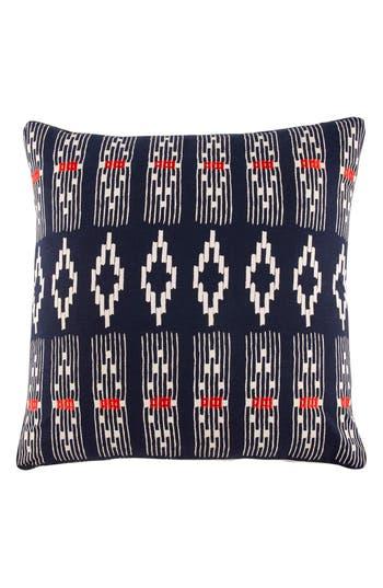 John Robshaw Sasana Accent Pillow, Size One Size - Blue