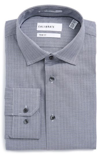 Men's Calibrate Trim Fit Non-Iron Dress Shirt
