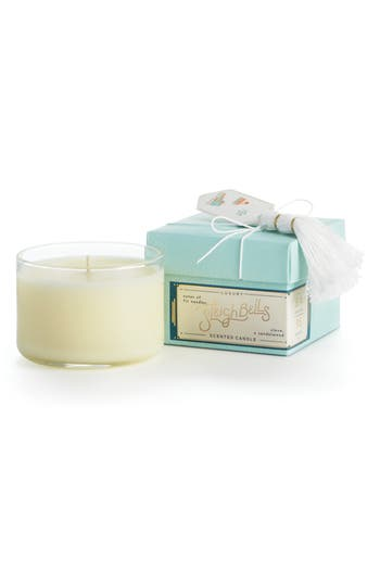 Illume Boxed Glass Candle, Size One Size - Blue