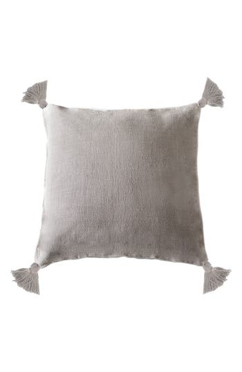Pom Pom At Home Montauk Tassel Accent Pillow, Size One Size - Beige
