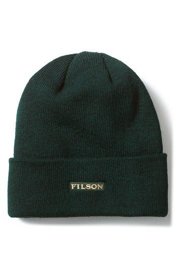 Filson Wool Cap - Green