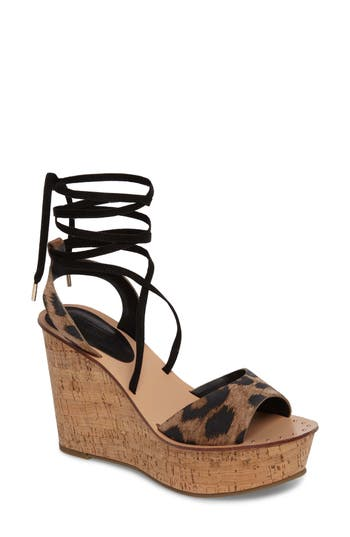 Women's Topshop Platform Wedge Sandal