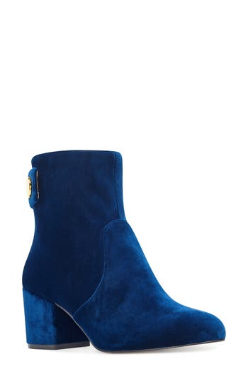 Nine West Quarryn Bootie, Blue