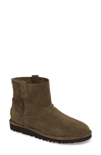 Ugg Classic Unlined Mini Boot, Green