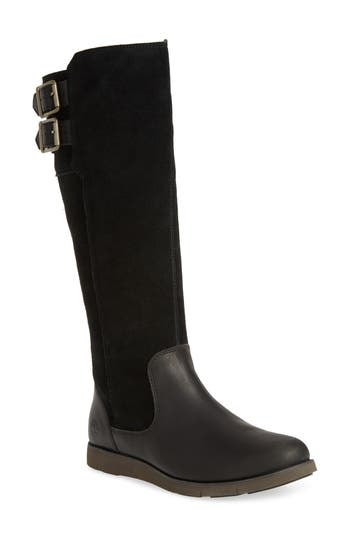 Timberland Lakeville Tall Boot- Black