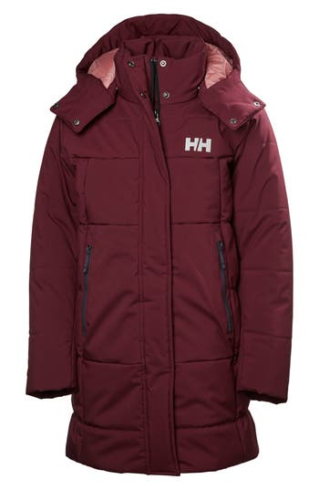 Girl's Helly Hansen Jr. Nora Waterproof Hooded Parka