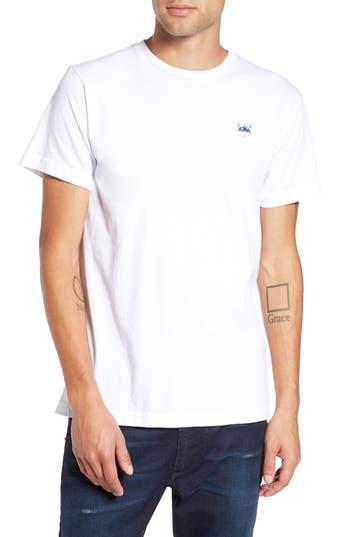 Men's Altru Purple Rain Embroidered T-Shirt