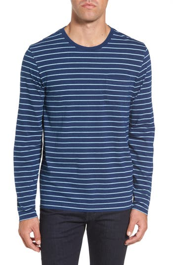 Men's Tailor Vintage Sailor Stripe Jersey T-Shirt