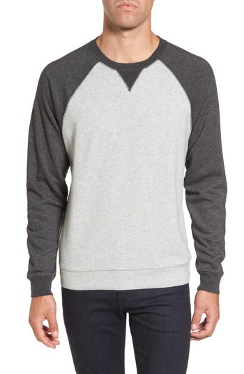 Men's Tailor Vintage Colorblock French Terry Sweatshirt
