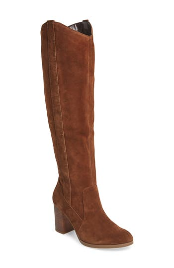 Women's Sole Society Benedict Knee High Boot
