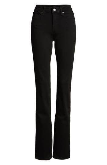 Women's Paige Transcend - Hoxton High Waist Straight Leg Jeans