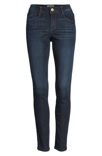 Women's Wit & Wisdom Super Smooth Stretch Denim Skinny Jeans